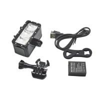 LED-licht wasserdicht fr action kamera Gopro