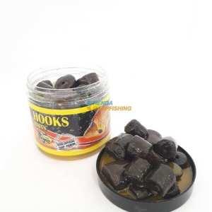 HOOKS PELLETS LIQUID SWEET CORN 14 20 MM poisson fenag - Hook Pellets Sweet Corn con liquido Poisson Fenag