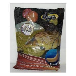 Micropellets banana poisson fenag - Micro Pellets Banana 3mm Poisson Fenag