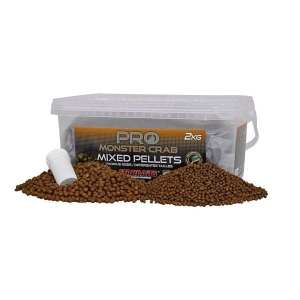 Mix de pellets monster crab starbaits - Mix de pellets Probiotic Monster Crab