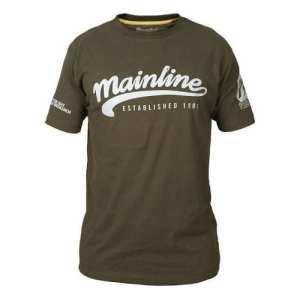 camiseta mainline logo - Camiseta Mainline Signature