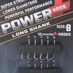 Starbaits Power Hook Long Shank n8 - Starbaits Power Hook Long Shank nº8