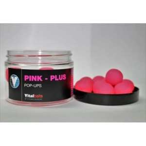 Pop ups Pink Plus Vitalbaits - Pop ups Pink Plus Vitalbaits