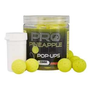Pop ups pineapple starbaits 20mm - Pop up Piña Starbaits 20 mm