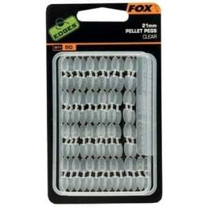 Topes pellets 21 mm Fox - Topes Fox para pellets 21mm
