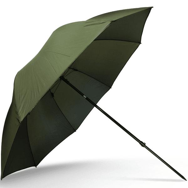 promoción especial oferta especial mejor lugar Paraguas verde reclinable NGT - Tienda Carpfishing