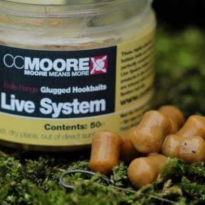 Hook baits dumbells live system ccmoore - Hook Baits Dumbells Live System 10 x 14 mm Ccmoore