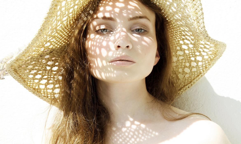 manchas solares en la piel