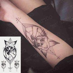 Tatuajes Tienda Egipcia