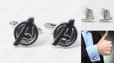Gemelos Cómics Avengers Ecuador Comprar Venden, Bonita Apariencia, práctica, Hermoso material: plástico en baño de plata Color: Negro/plata Estado: Nuevo