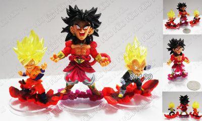 Figuras Anime Dragon Ball Gokus y Vegeta Super Saiyans Ecuador Comprar Venden, Bonita Apariencia perfecta para coleccionistas y fans de la serie, practica, Hermoso material de plástico Color como en la foto Estado nuevo