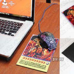 Mousepad Anime Yu-Gi-Oh Dragón Alado de Ra Ecuador Comprar Venden, Bonita Apariencia ideal para los fans, practica, Hermoso material de caucho de goma Color como en la imagen Estado nuevo