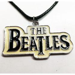 collar Rock musica bisuteria The Beatles lira musico tienda friki