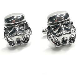 gemelos Star Wars peliculas bisuteria stormtrooper La guerra de las galaxias cinéfilo tienda friki