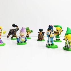 figura The Legend of Zelda Videojuegos Decorativo la leyenda de zelda Gamer tienda friki