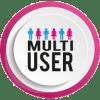 Función Multi Usuario Globus