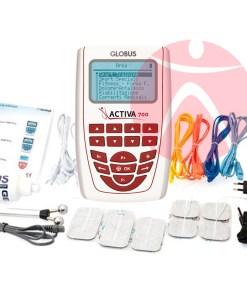 Equipamiento electroestimulador Globus Activa 700