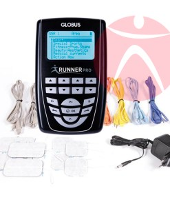 Equipamiento electroestimulador Globus Runner Pro