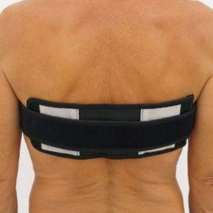 Posicionamiento Solenoide Magnetoterapia Dorso