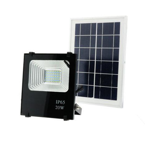 Foco-Proyector-LED-Solar-20W