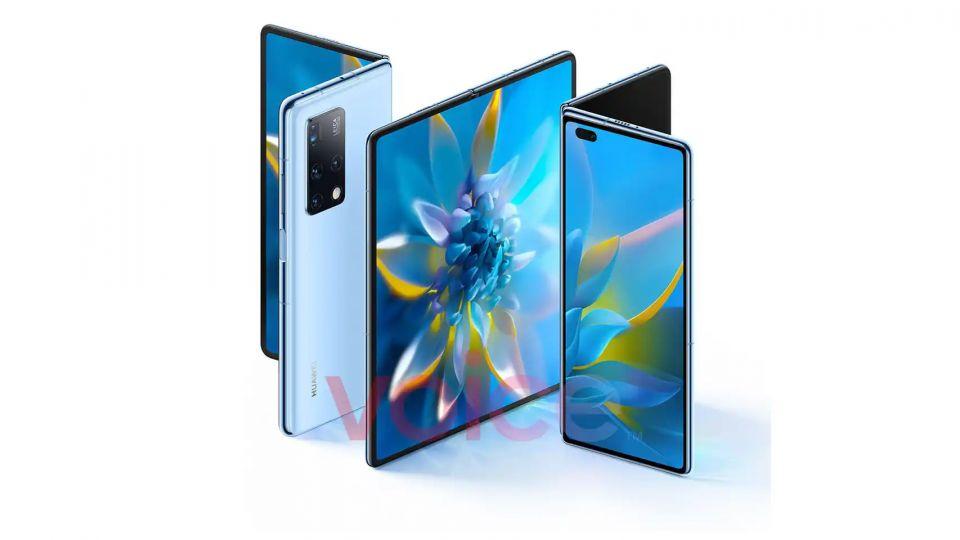 El nuevo móvil plegable de Huawei Mate X2