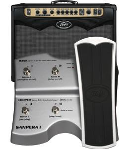 Ampli  guitarra Peavey Vypyr TUBE60 Pedalera incluida