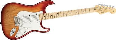 Fender Standard Stratocaster HHS Plus Top