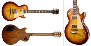 LPTD14HYCH1.GIBSON LES PAUL TRADITIONAL 2014 HONEY BURST LPTD14HYCH1