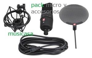 STUDIO ELECTRONICS X-1 VOCAL PACK