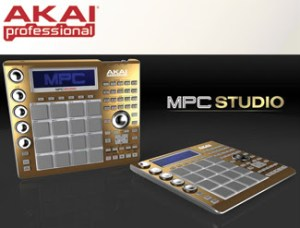 Akai MPC Studio Gold