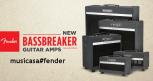 Fender Bassbreaker amps