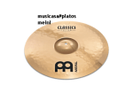 "Medium Hihat, 16"" Medium Crash, 20"" Medium Ride meinl"