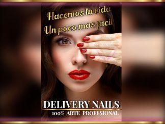 Delivery Nails - Uñas a domiclio