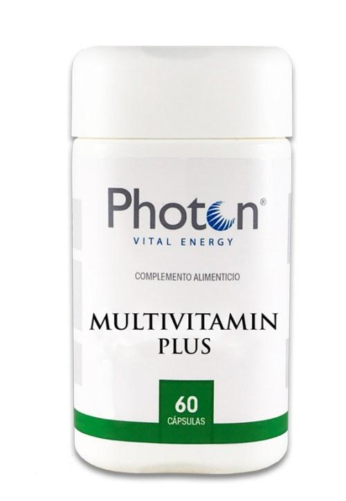 multivitamin plus photon capsulas para potenciar tu organismo