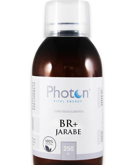 bronquial plus photon jarabe para las vias respiratorias