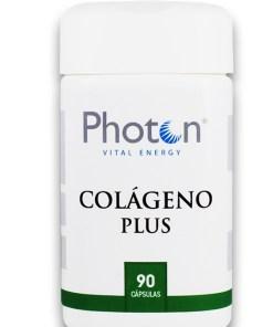 colageno plus capsulas photon para fortalecer huesos cabello y uñas
