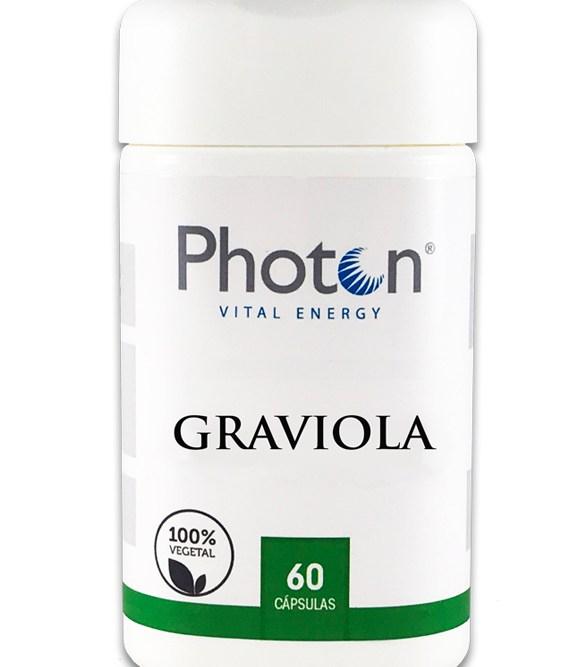 graviola photon capsula antioxidante y hepatoprotectora