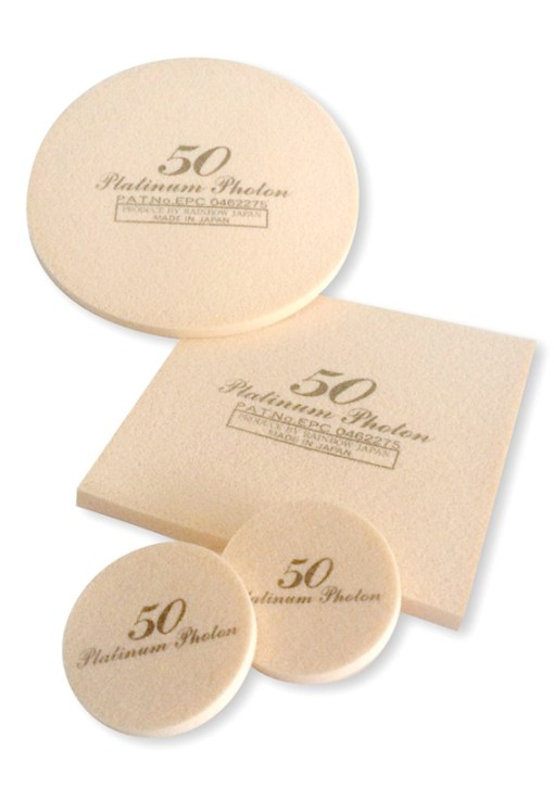 El Set de Esponjas con Cerámica Photon, es un producto de alta calidad. Es muy utilizada para dolores locales y limpieza de la piel facial.