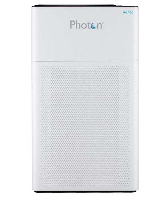 Photon Air Purifier, es un sistema para purificar el aire, de modo de, mantener un espacio limpio de bacterias, y un entorno libre de alérgenos y olores