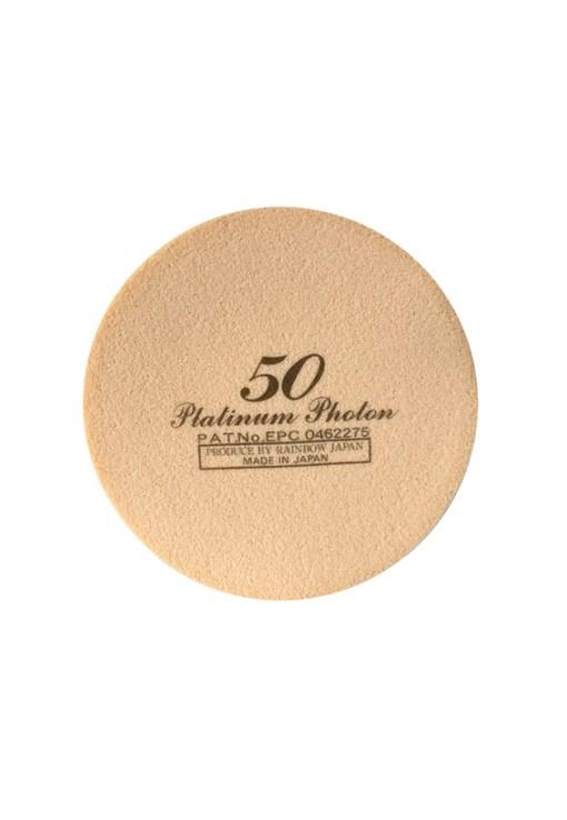 Esponjas grande con cerámica Photon, es un producto de alta calidad. Es muy utilizada para dolores locales y limpieza de la piel facial.