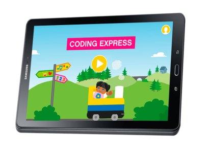 Tablet LEGO Coding Express