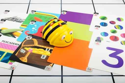 Actividades educativas BeeBot de Infantil