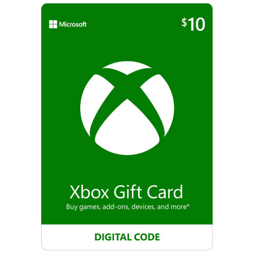Xbox Live 10 USD