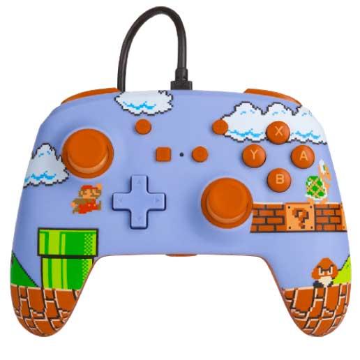 Control Mario Bros