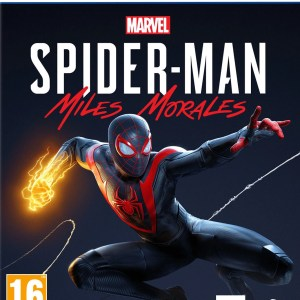 PS5 SPIDER-MAN MILES MORALES SON