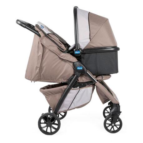 Carro bebé Chicco 2 piezas Kwik one