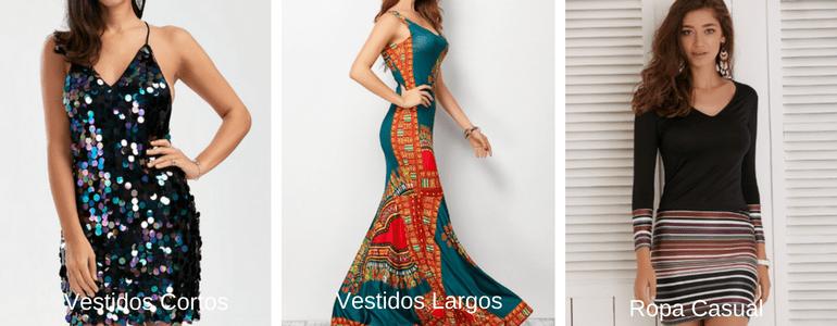 Vestidos de Moda en Nastydress