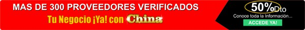 300 proveedores verificados
