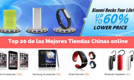 Top 20 De Las Mejores Tiendas Chinas Online Para Comprar