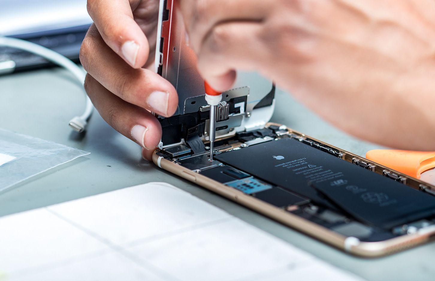 Reparacion de telefonos móviles: Iphone, Samsung, Xiaomi, Ipad, BQ y demás Smartphones